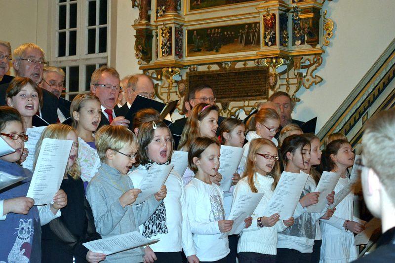 Weihnachtskonzerte 16.12.2012