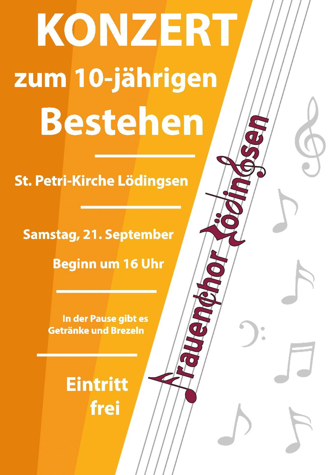 Frauenchor Konzert 19