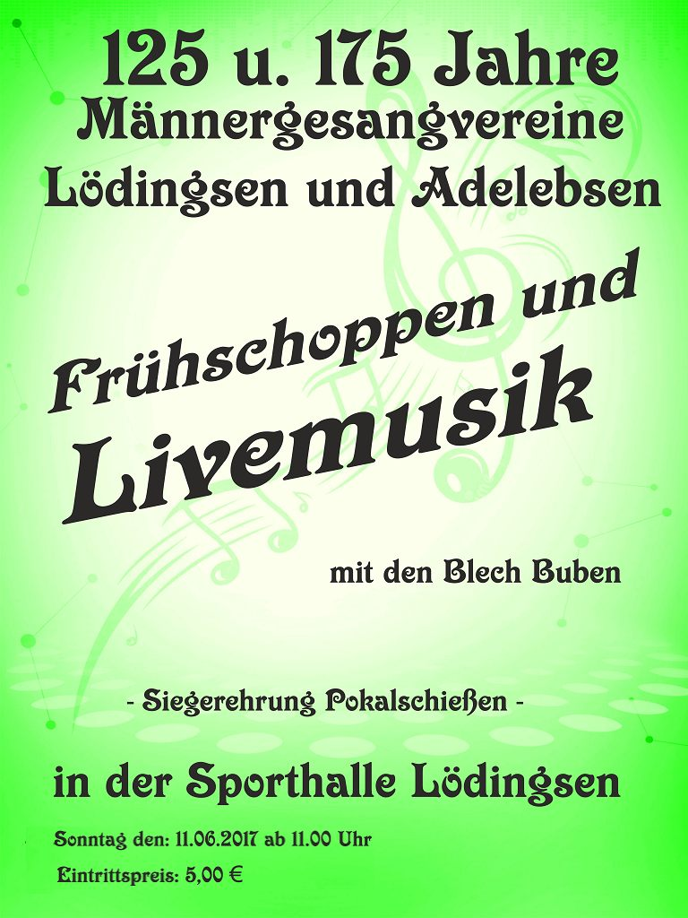 Livemusik am Sonntag